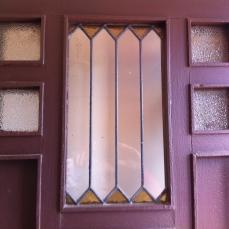 Coronet Flats door
