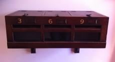 Coronet Flats letterboxes