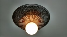 Coronet Flats light fitting