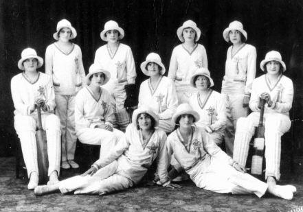 Toowoomba Ladies Cricket Team 1928