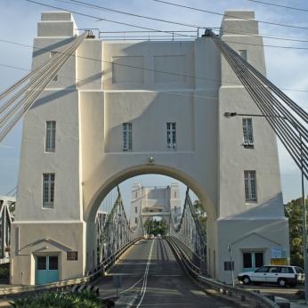Walter Taylor Bridge 2007