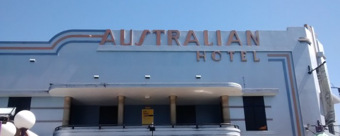 Australian Hotel, Mackay, 2014