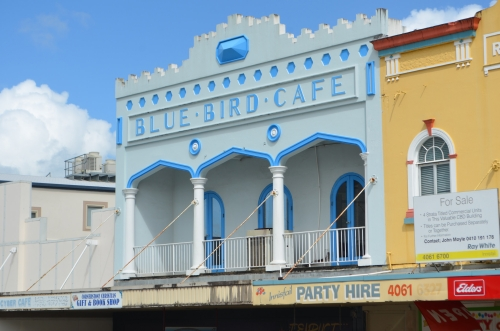 Blue Bird Cafe, Innisfail, 2014