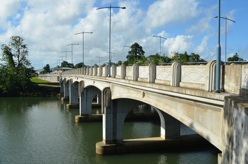 Jubilee Bridge, Innisfail, 2014