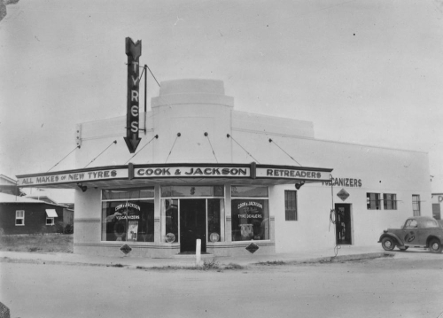 Premises of Cook and Jackson, Mackay