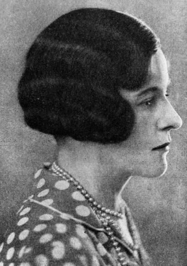 Alice Hawthorne, 1929