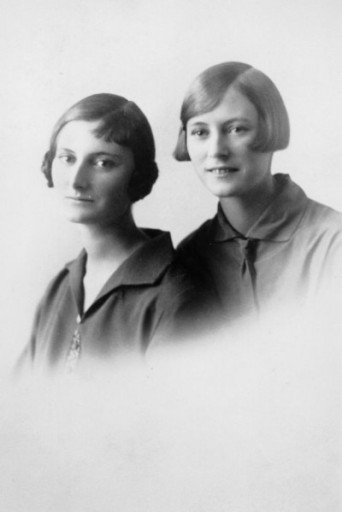 Win and Marg Bristow, 1924
