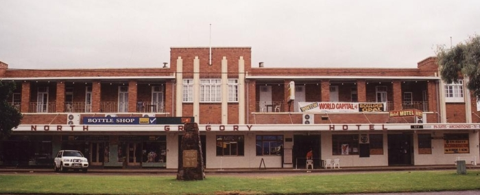 North Gregory Hotel Winton 2007, Cheryl Rodgers