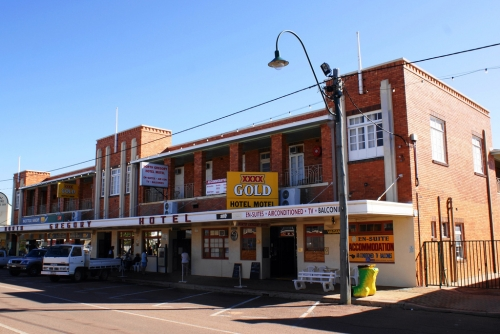 North Gregory Hotel, Winton, 2010 - Chris Ring, Flickr