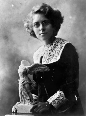 Portrait of Daphne Mayo
