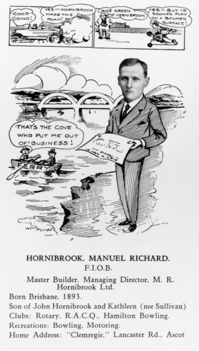 Manuel Richard Hornibrook master builder and Managing Director of M. R. Hornibrook Ltd-3