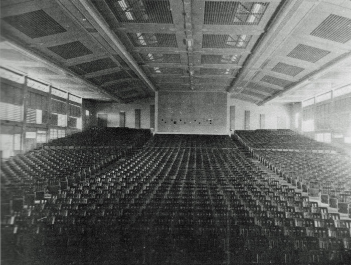 Earl's Court interior