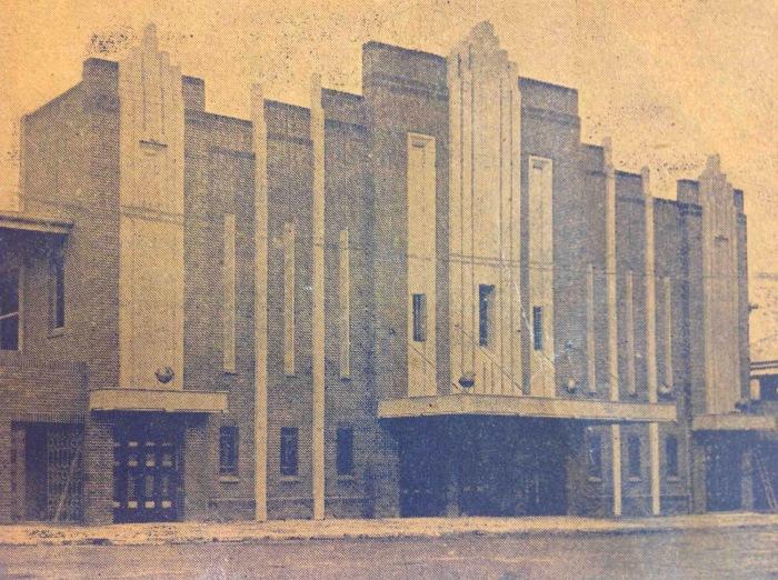 Earl's Court Theatre facade