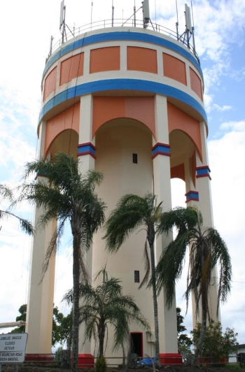 Innisfail Water Tower 2010_Queensland Heritage Register