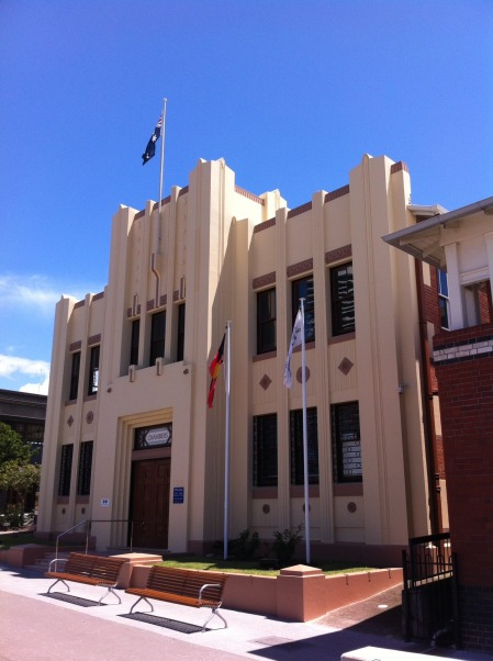 Southport town hall