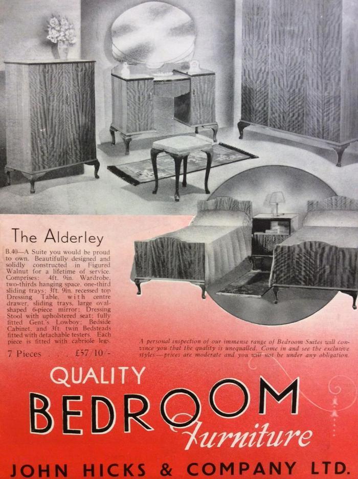 Bedroom Furniture Queensland queensland art deco furniture makers: hixco – queensland deco project